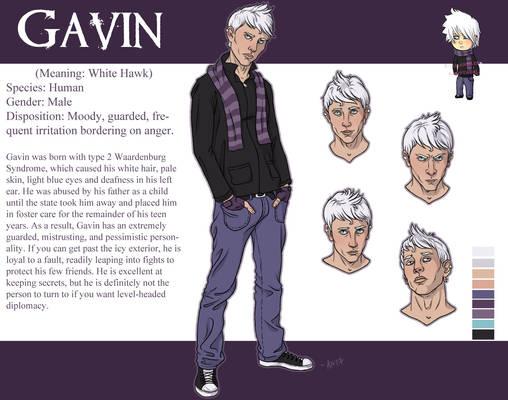 Gavin Reference