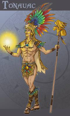 Arcane Idol Tonauac