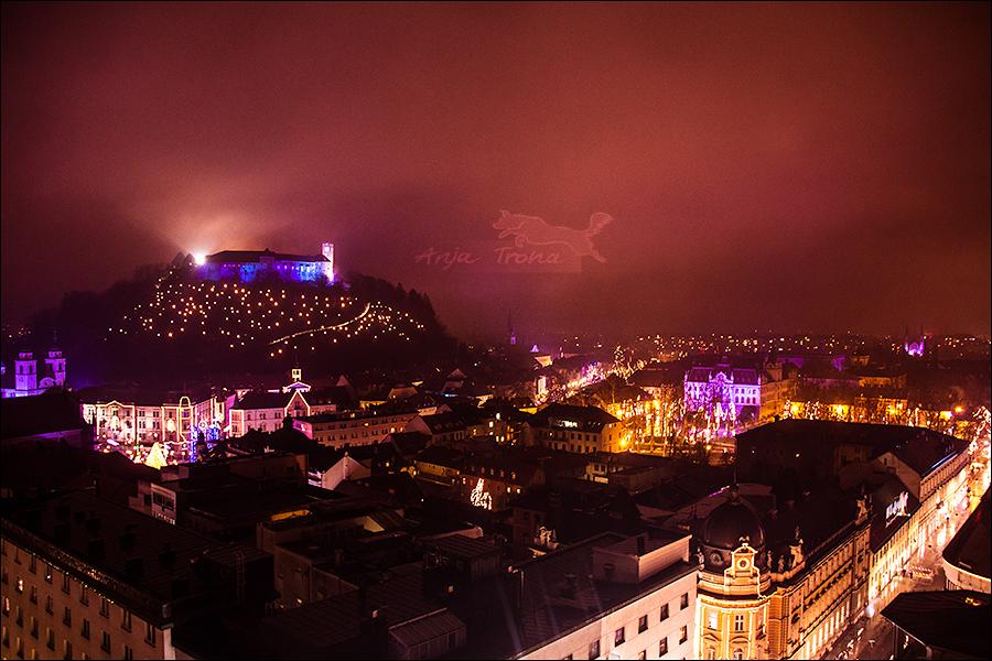 Magical Ljubljana by jollyvicky