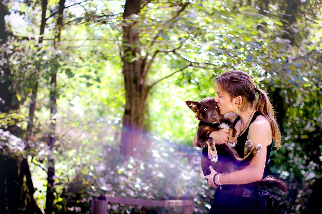 Masa and Zeeboo by jollyvicky