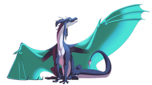 Look at my wings! -TRADE-