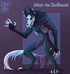 Skullhound -COMMISSION-