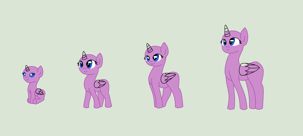 Mlp Mother And Foal Base Mlp Base Foal to Mare by