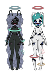 Eirien Adoptables! - January batch|OPEN (1/2) by sweetienugget