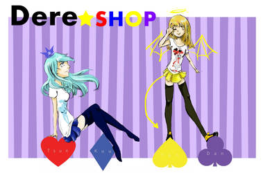 Dere/shop by Kawaii-chocoholiktan