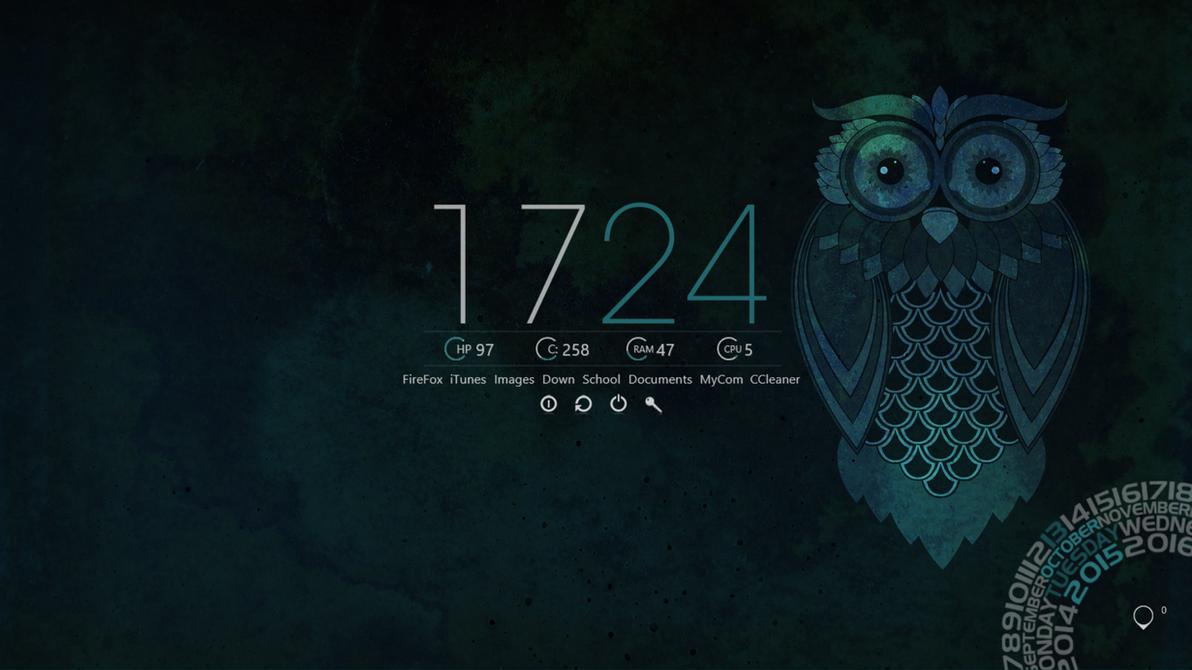 Owl by Acelphius