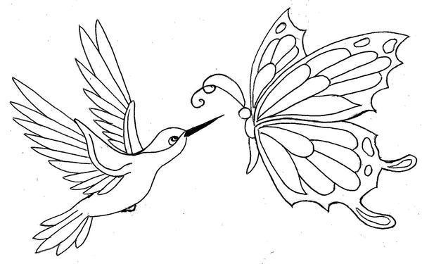 Colour Me Animals : Tattoo design colour me by haleys comet on deviantart