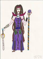 Codex princess protector by Maidmarianebony