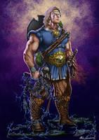 Dendric, the God by MatesLaurentiu