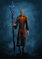 Vadim the Invoker by MatesLaurentiu