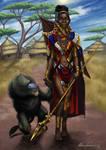 Fayola warrior