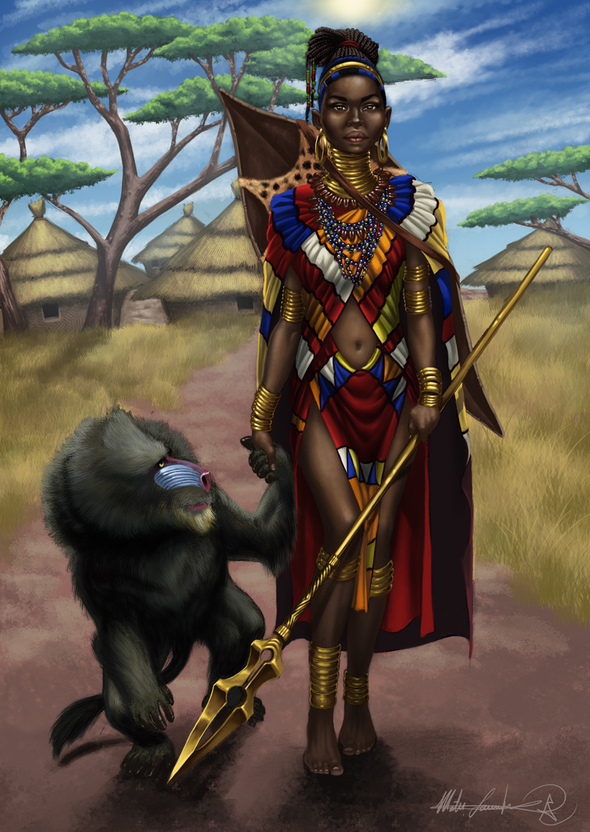 black warrior women - photo #24