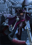 Ardis, the rogue hero