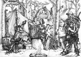 Heroes of Therund by MatesLaurentiu