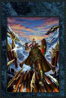 Cruce Book cover by MatesLaurentiu