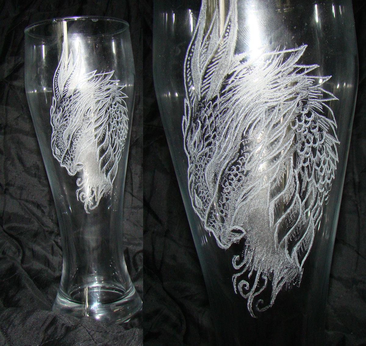 Dragon glass by MatesLaurentiu
