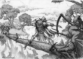 Rogues Crossing by MatesLaurentiu