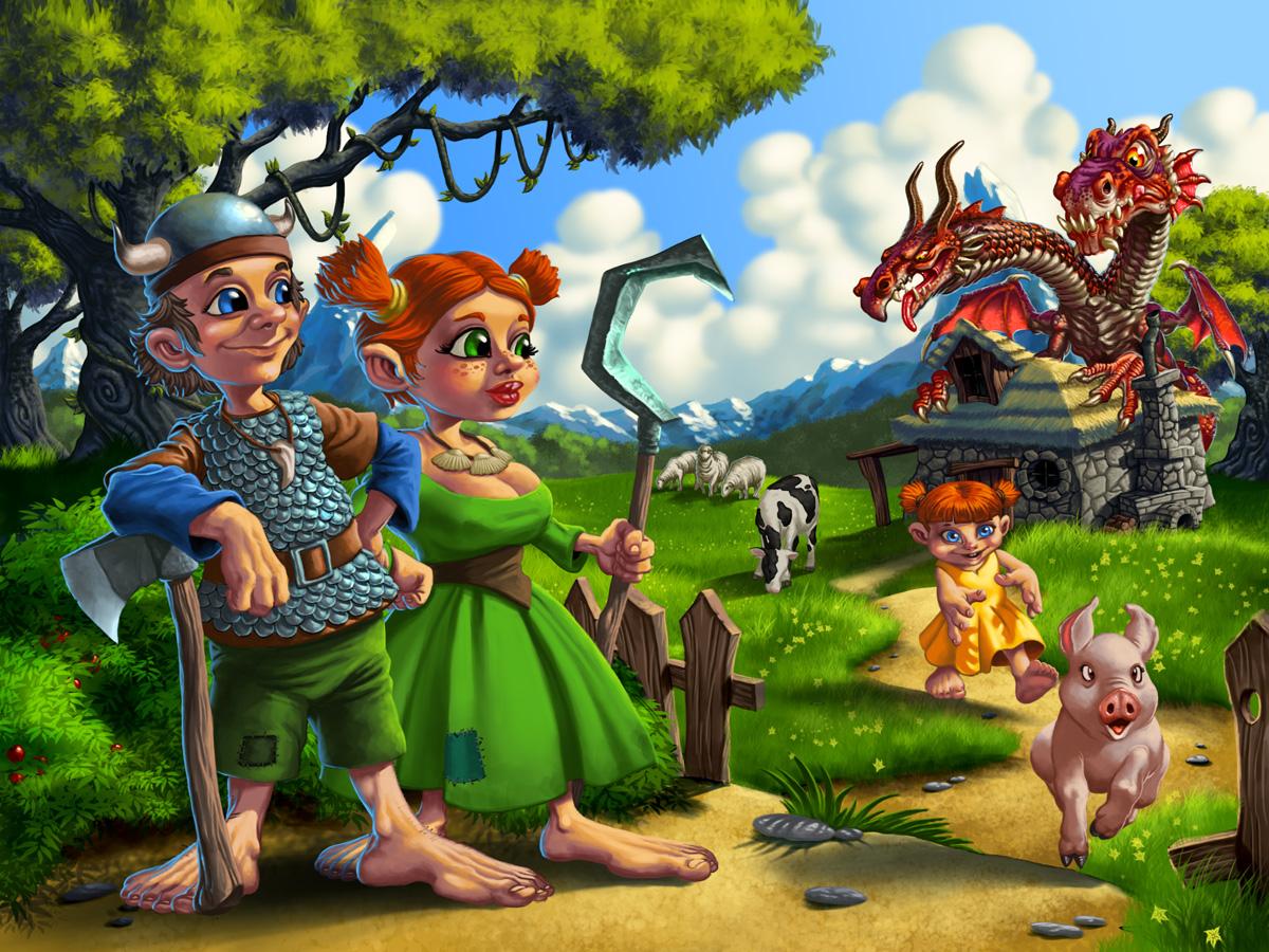 Game poster by MatesLaurentiu