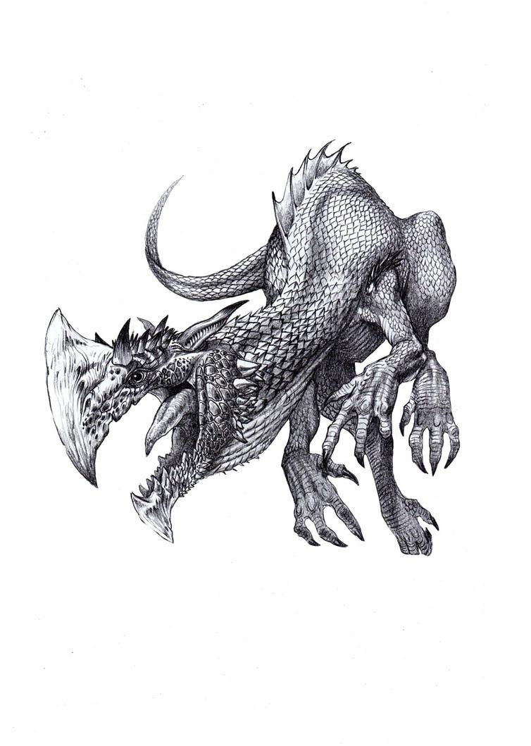 Shreeking Kreegan by MatesLaurentiu