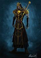 Hannibal the Eleven Avenger - undead version by MatesLaurentiu