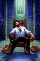 Jaydren of Stonefist by MatesLaurentiu