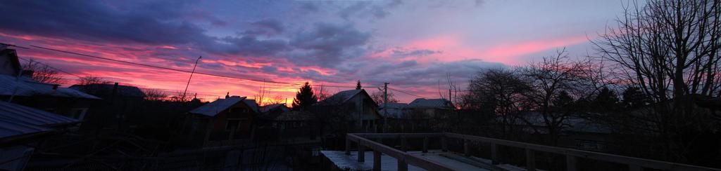Spring sunrise by MatesLaurentiu