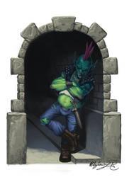 Punk Goblin
