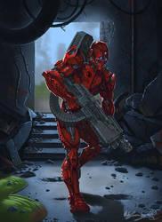 Cyborg-Red