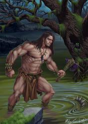 Swamp Hero by MatesLaurentiu