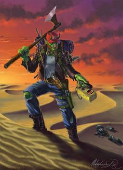 Desert Troll