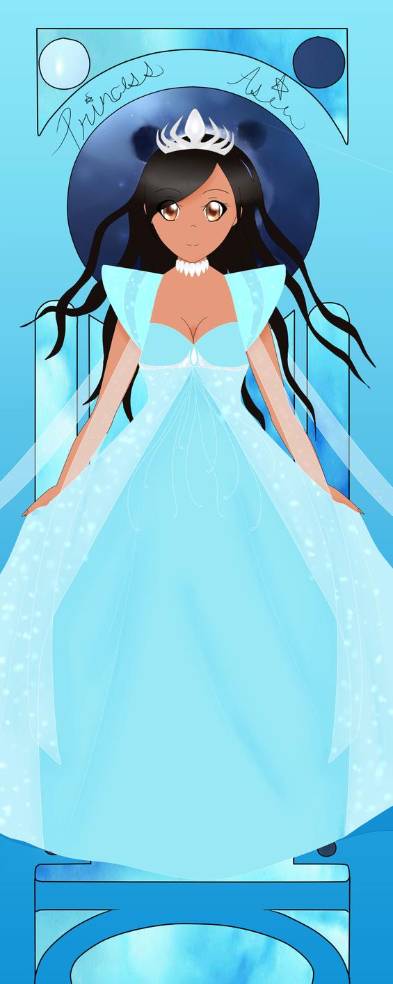 Princess Asia by SailorCancer1