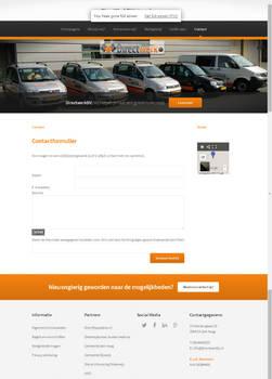 Contact en route Pagina - DirectWerkBV.nl
