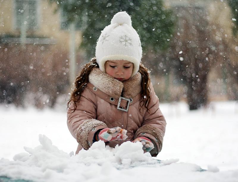 Zimska idila - Page 4 The_winter____by_mechtaniya