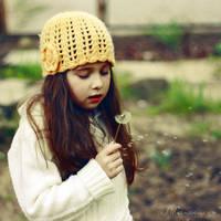 dandelion.... by mechtaniya