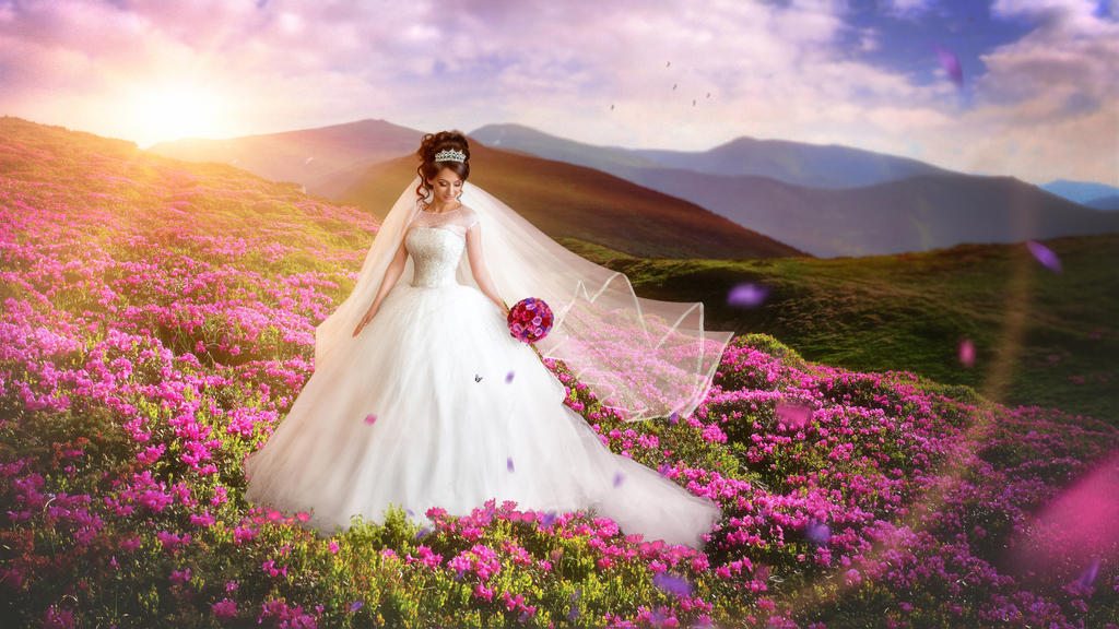 purple fairy tale by mechtaniya