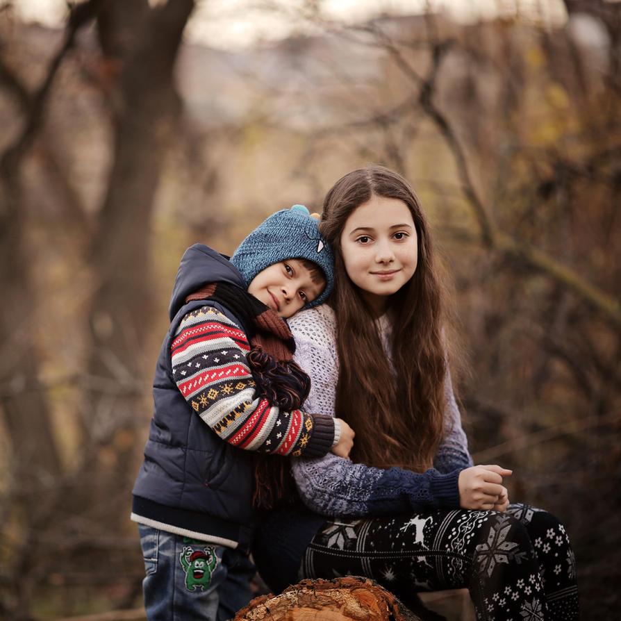 My children by mechtaniya