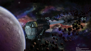 Event Horizon dangerous orbit
