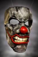 Terror Clown by OsborneArts