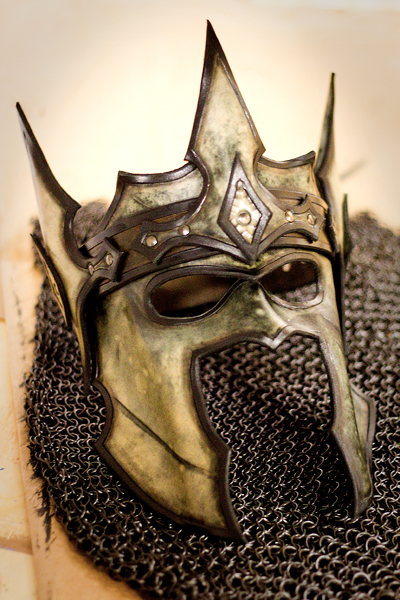 Masked Crown of the Unknown King by OsborneArts