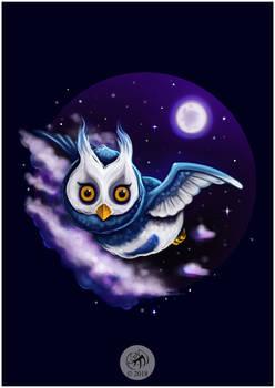 Final Fantasy XIV ~ Owlet
