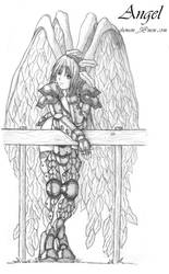Angel by Shonen83