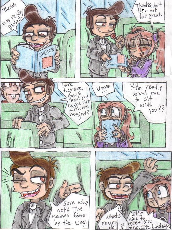 HA Comic Oath of Omerta Page 9 by squid1girl