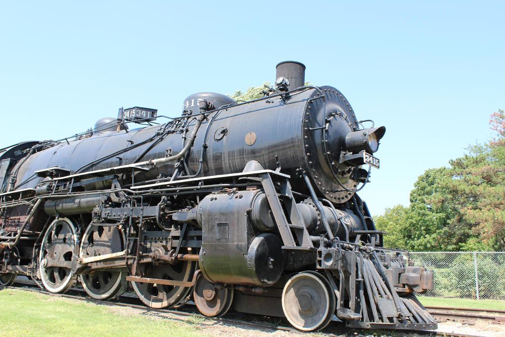 Santa Fe 3415 by metalheadrailfan ...