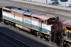 BC Rail 4607