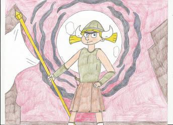Viking Helga by metalheadrailfan
