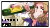 France Stamp~ by SweetlyCanada