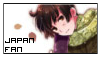 Japan Stamp~ by SweetlyCanada