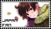 Japan Stamp~ by SweetlyCanada