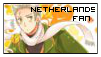 Netherlands Stamp~ by SweetlyCanada