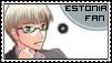 Estonia Stamp~ by SweetlyCanada